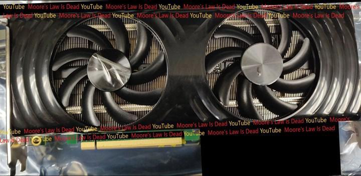 Intel'in üst segment DG2 ekran kartı görüntülendi: RTX 3070-3080 arası performansla geliyor