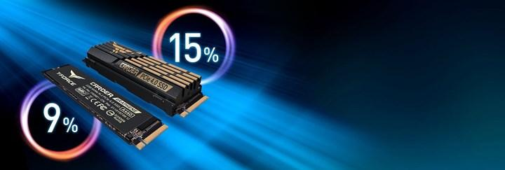 TeamGroup 7 GB/s'ye ulaşabilen Cardea A440'yı detaylandırdı