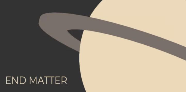 Uzay savaşı simülasyon oyunu End Matter, mobil cihazlar için yayınlandı