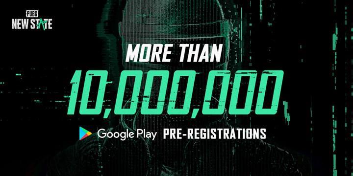 Yeni PUBG oyunu PUBG: New State'e 10 milyondan fazla kişi ön kayıt yaptırdı; 2021'in sonunda çıkacak
