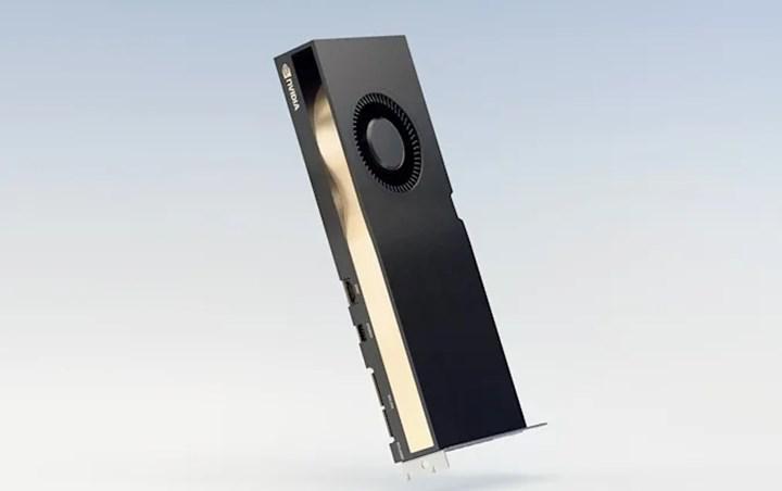 Nvidia profesyonel RTX ekran kartlarını duyurdu
