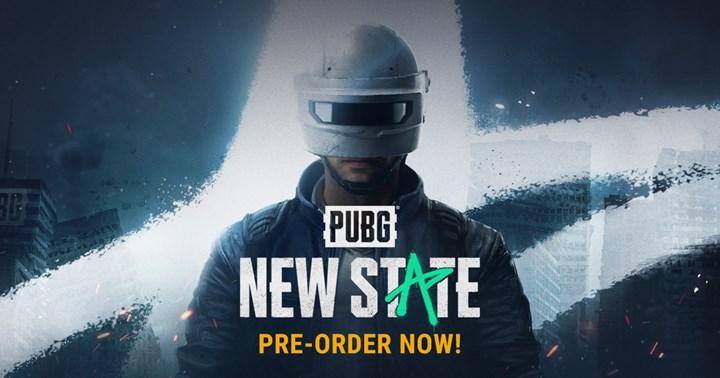 PUBG'nin yeni oyunu PUBG: New State'e 5 milyon kişi ön kayıt yaptırdı; kayıtlar devam ediyor