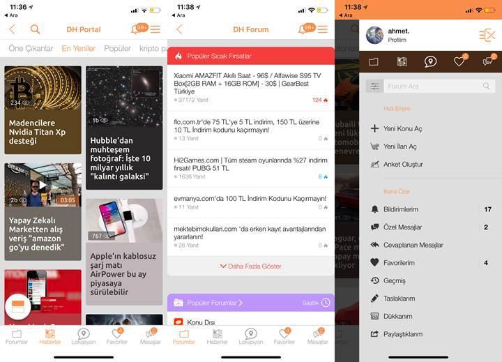 DonanımHaber iOS uygulaması AppStore'da yayında!