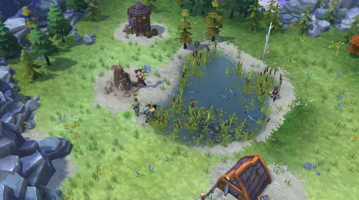 Vikingleri yönettiğiniz strateji oyunu Northgard, iOS için yayınlandı