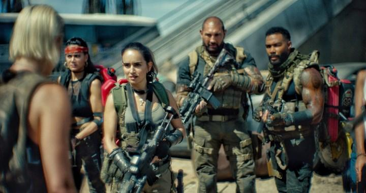 Zack Snyder'ın Netflix filmi Army of the Dead'ten aksiyon dolu fragman