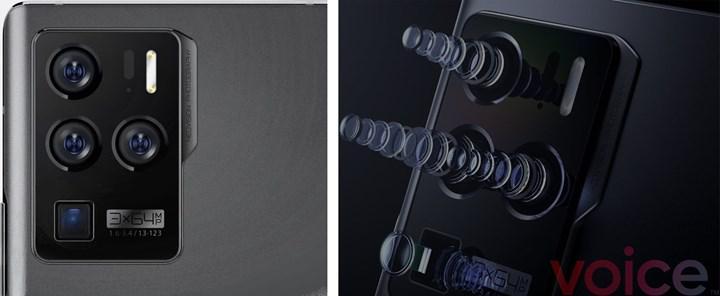 ZTE Axon 30 Ultra'nın yüksek kalitede görselleri yayınlandı