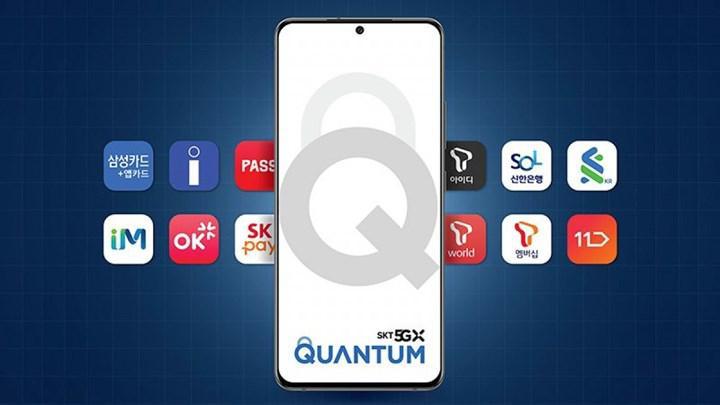 Samsung Galaxy Quantum2 tanıtıldı