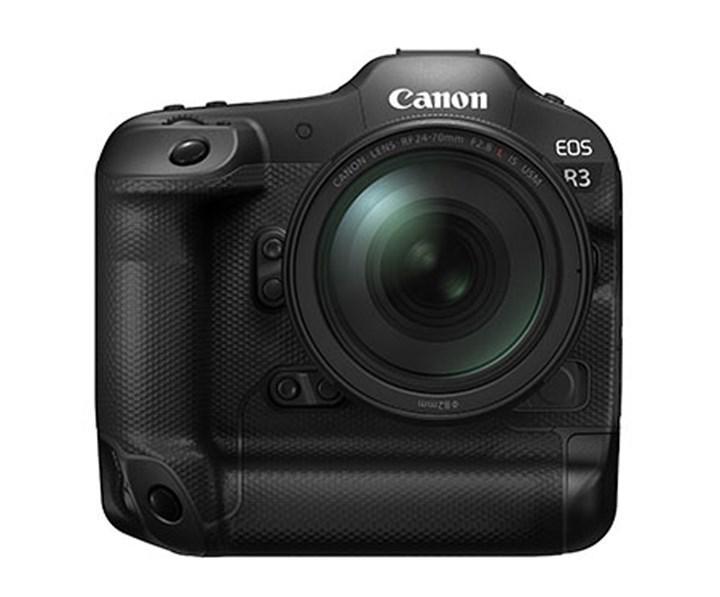 Canon aynasız fotoğraf makinesi EOS R3'ü duyurdu