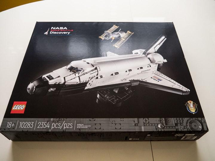 LEGO en detaylı uzay mekiği setini duyurdu
