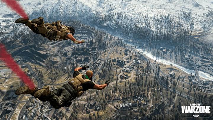 Şu ana kadar Call of Duty: Warzone'dan yaklaşık 500.000 kişi banlandı