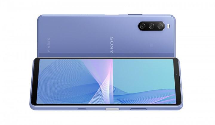 İlk orta seviye 5G Xperia telefonu tanıtıldı