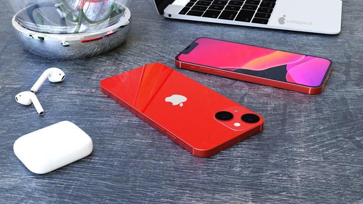 iPhone 13 mini'nin muhtemel tasarımını ortaya koyan yeni görüntüler yayınlandı