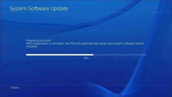 PS5'in ilk büyük güncellemesi ve PS4'ün yeni güncellemesi yayınlandı