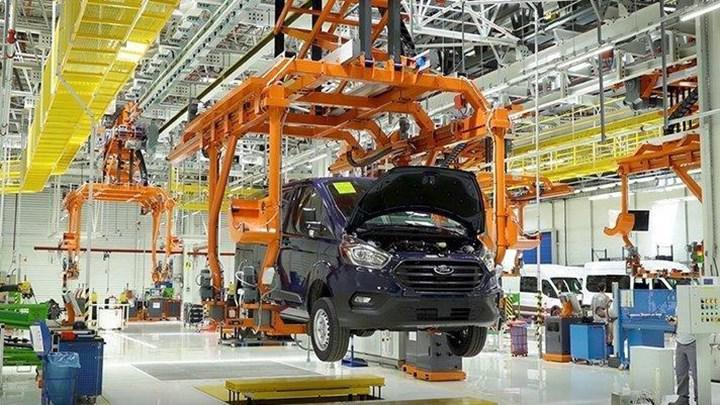 Ford Otosan, üretime yaklaşık 2 ay ara veriyor