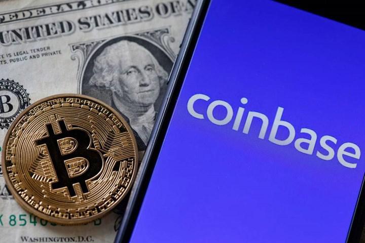 Dün halka arz olan Coinbase'in değeri 100 milyar doları aştı