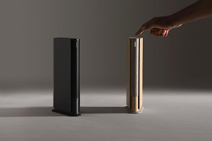 Bang & Olufsen'in yeni kablosuz hoparlörü bir kitap gibi görünüyor