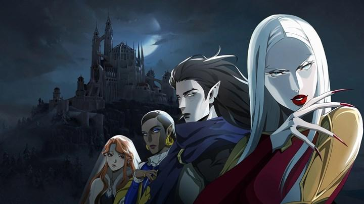 The final season release date of Netflix's beloved anime Castlevania has been announced;  new series announced