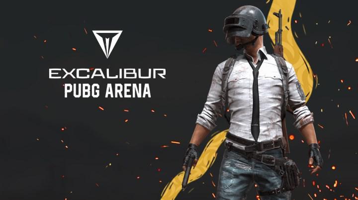 Don't miss the Excalibur PUBG Arena Tournament