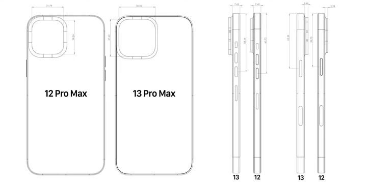 iPhone 13 Pro Max design leaks: Bigger camera unit and thicker body
