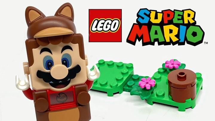 LEGO Mario started looking for his brother