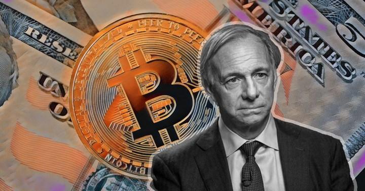 Bitcoin (BTC) comment from billionaire investor Ray Dalio