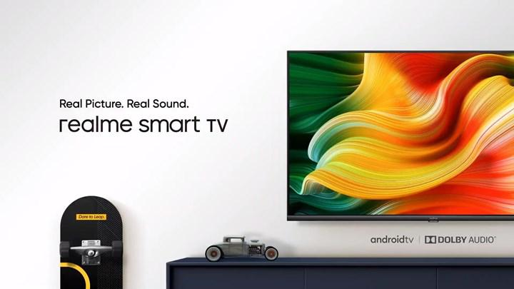 Realme will launch a new smart TV next month