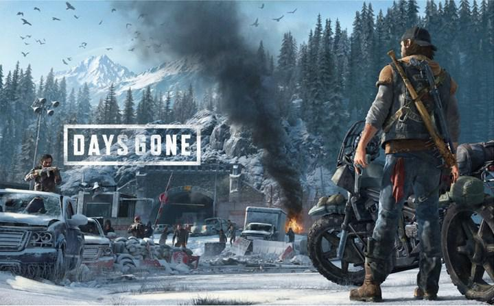 Days Gone by: