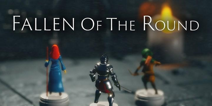 The roguelike game Fallen of the Round with a visualization of miniatures will be released on April 22 for iOS.