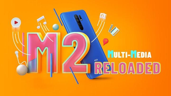 Poco M2 Reloaded, 21 Nisan'da geliyor
