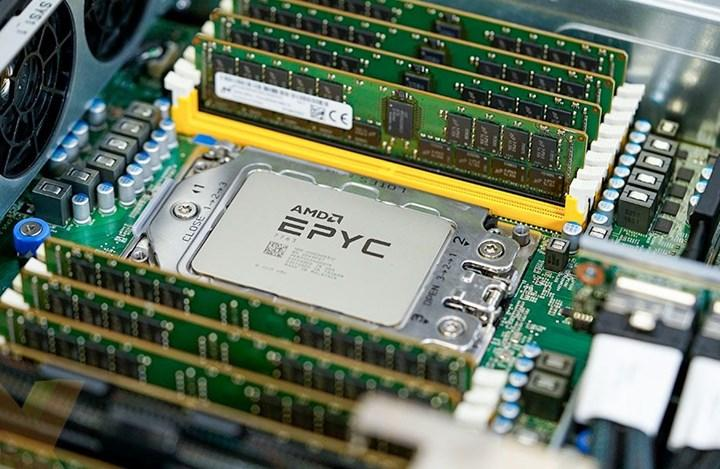 2 AMD EPYC 7763 ile Cinebench dünya rekoru kırıldı: Intel %52 geride kaldı