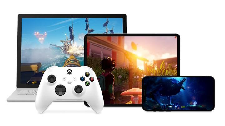 Xbox Cloud Gaming yarın PC ve iOS'e geliyor