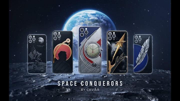 Caviar firması Uzay Fatihleri iPhone 12 Pro serisini duyurdu