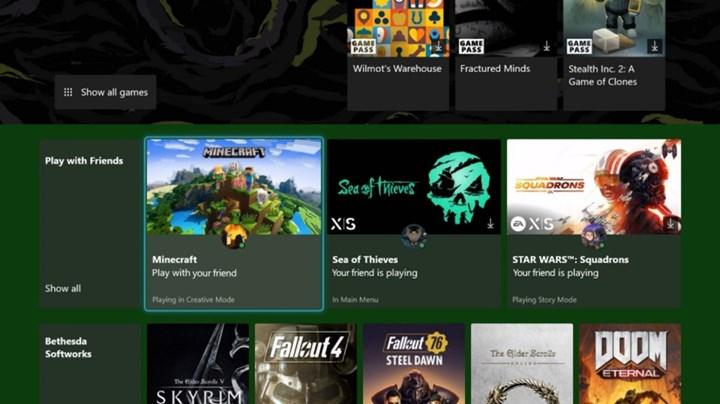 Xbox's new update has been released;  In the next update, users will be able to see games that support Quick Resume.