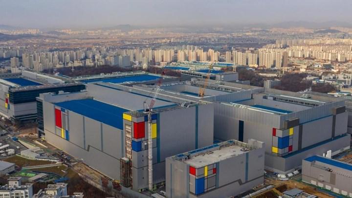 Samsung iki yeni fabrika kuruyor: 45 milyar dolar bütçe ayrıldı