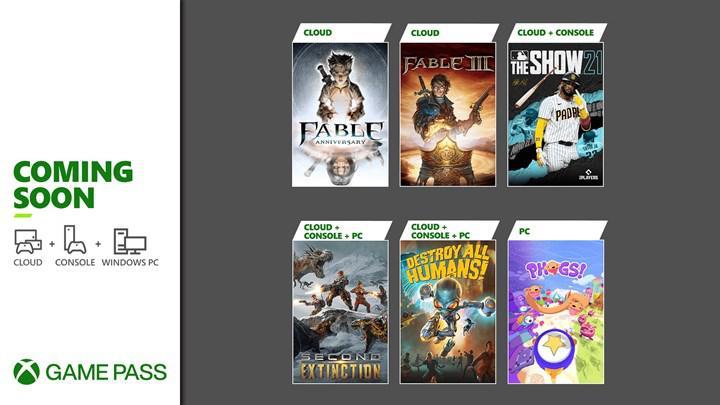 Nisan ayının geri kalanında Xbox Game Pass'e eklenecek oyunlar belli oldu