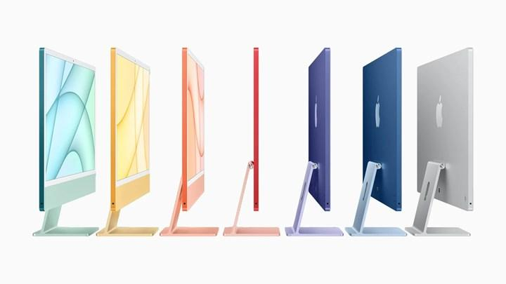 Colorful Apple M1 processor: Here's the new iMac