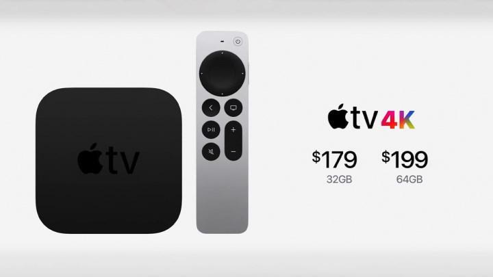Yeni nesil Apple TV 4K tanıtıldı: İşte özellikleri ve fiyatı