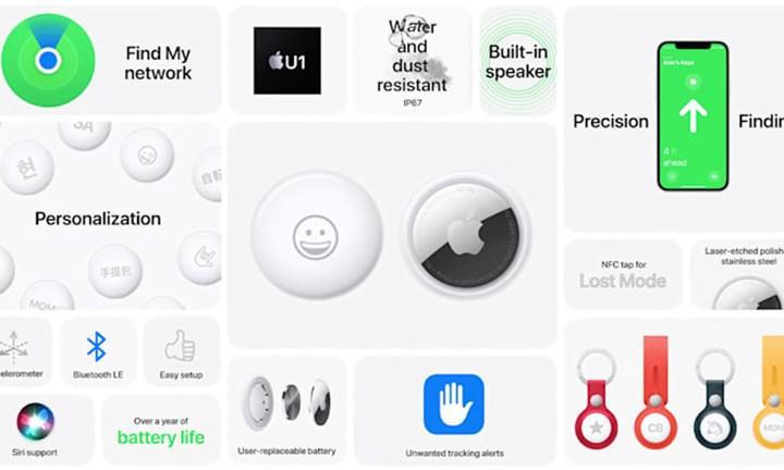 Kayıp eşya bulucu Apple AirTag tanıtıldı! İşte özellikleri ve fiyatı