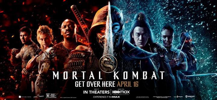 Merakla beklenen Mortal Kombat filminin ilk 8 dakikası paylaşıldı