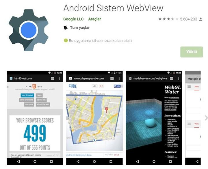Google will take strict measures to prevent crashes in Android applications caused by WebView