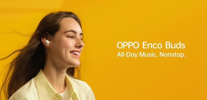 Oppo introduces new affordable wireless headphones: Enco Buds