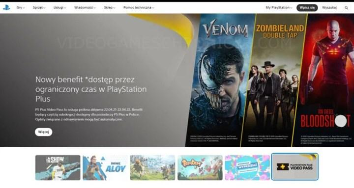 PlayStation sahipleri için yeni bir abonelik servisi geliyor gibi duruyor: PlayStation Plus Video Pass