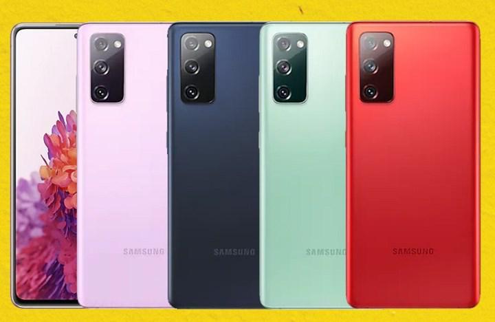 Galaxy S20 FE modeli sadece Snapdragon 865 ile satılacak