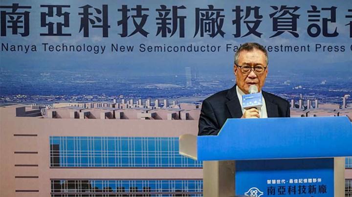 Tayvan'ın en büyük DRAM üreticisi Nanya, 10 milyar dolarlık yarı iletken tesisi kuracak