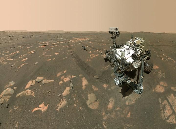 NASA'dan bir ilk daha: Mars atmosferinden oksijen üretildi