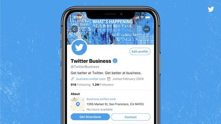Twitter, işletmeler için Profesyonel Profiller özelliği getiriyor