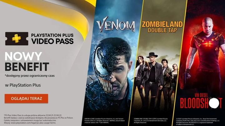 PS Plus Video Pass duyuruldu: PS Plus'a ek ücret olmadan filmler ve diziler eklenecek