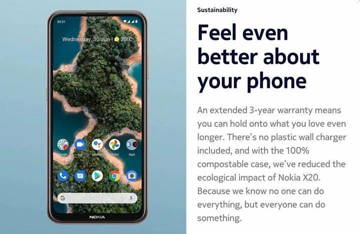 Nokia da akıllı telefonlarının kutusundan şarj cihazını çıkarıyor