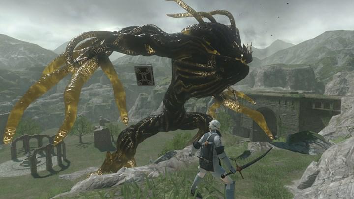 Aksiyon rol yapma oyunu NieR Replicant ver.1.22474487139... PS4, Xbox One ve PC için çıktı