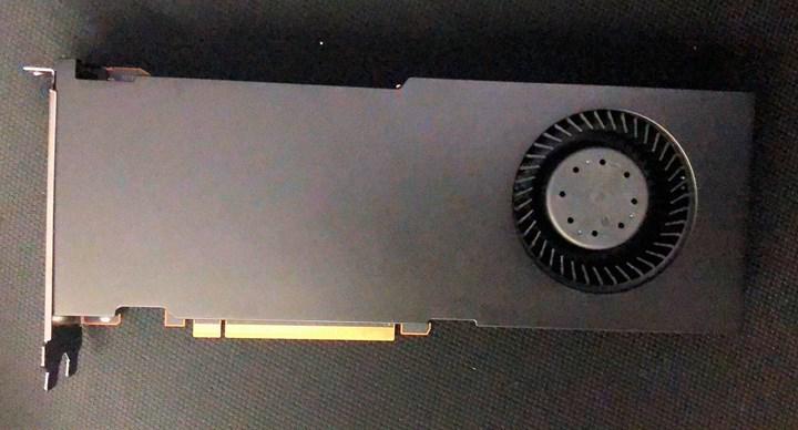 Apple, macOS'u RX  6000 desteğiyle güncelledi, Radeon Pro W6900X görüntülendi